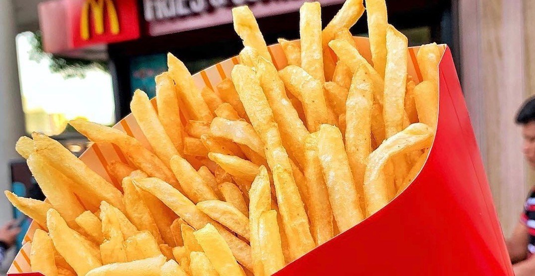 A definitive list of fast food fries in Canada ranked from worst to best