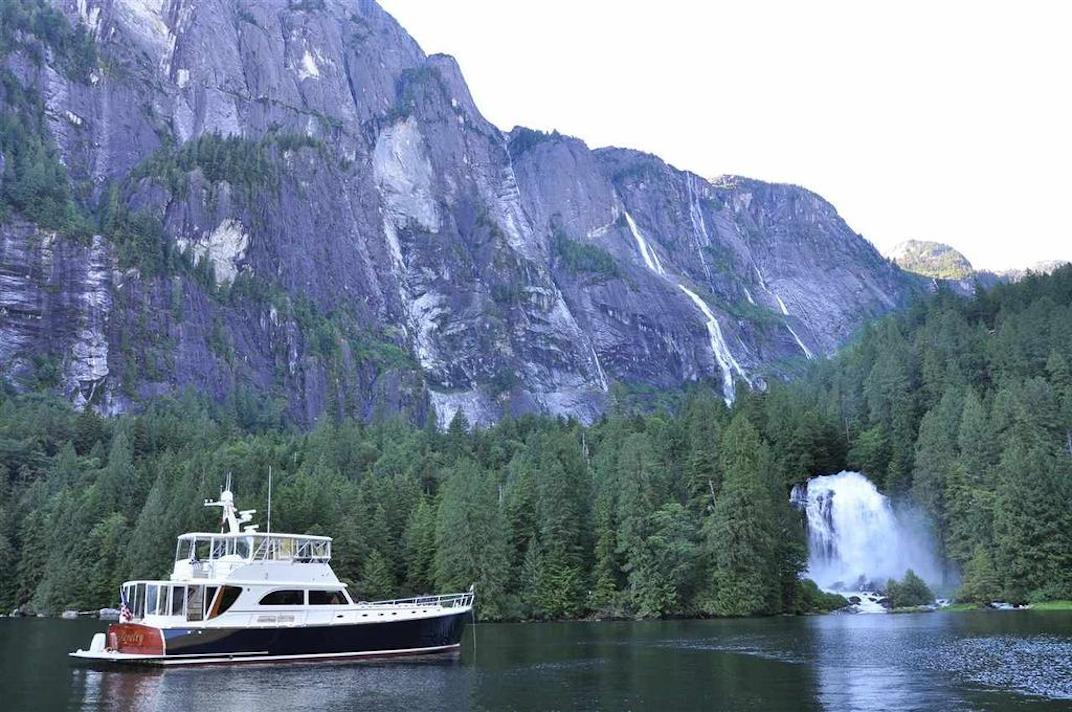 Princess Louisa Inlet BC