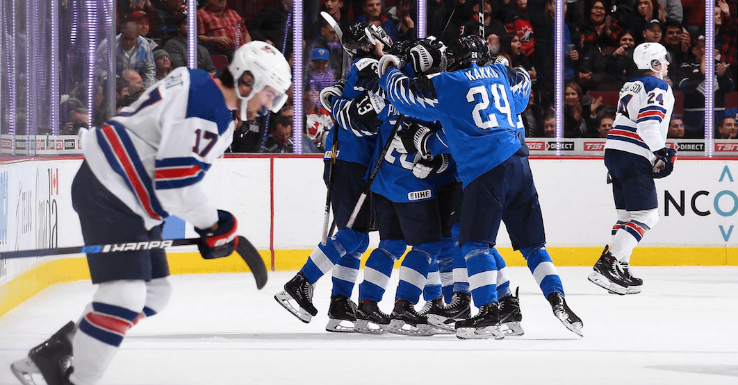 Finland Upsets Usa To Win 2019 World Juniors Gold Medal Daily Hive