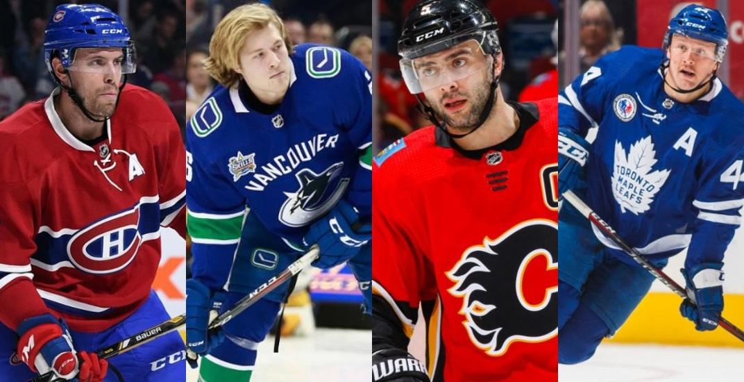 Best bets to win NHL All-Star 'Last Men In' fan vote