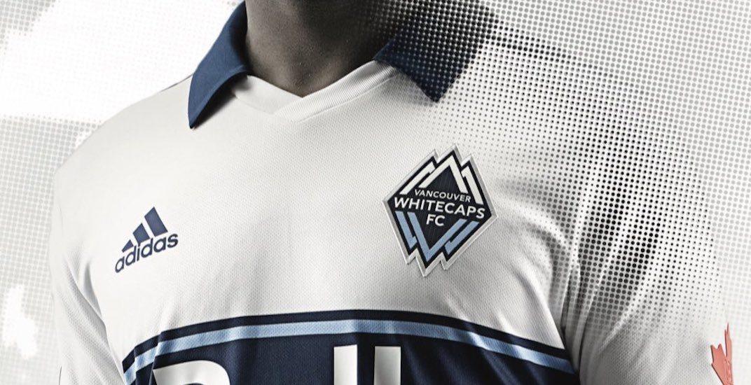 Whitecaps 2019 jersey