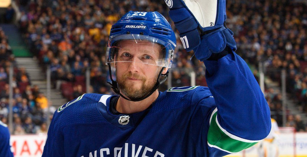 The Canucks' offseason rumour mill is starting to heat up