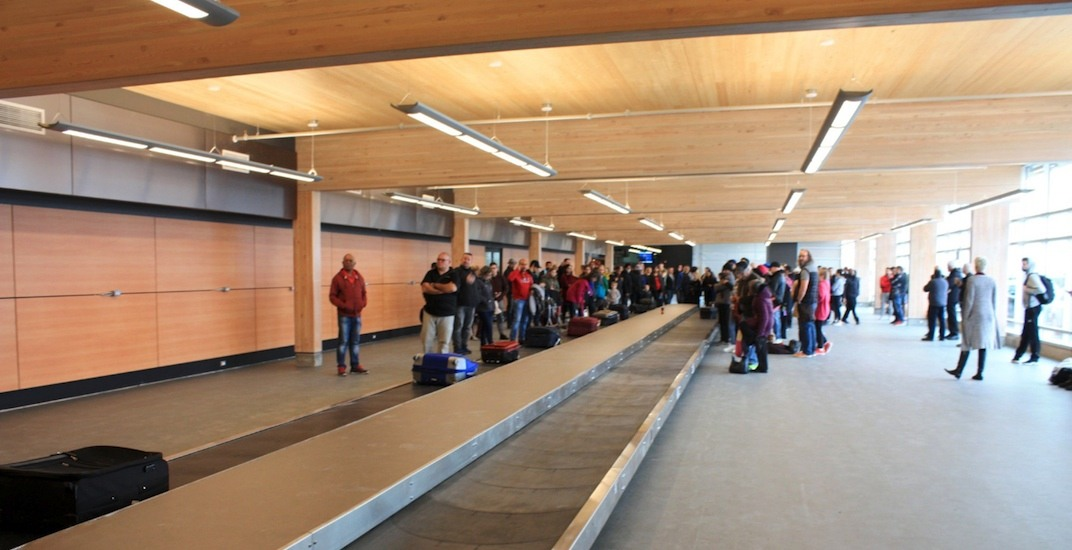 Abbotsford International Airport saw a record 1 million passengers in 2019