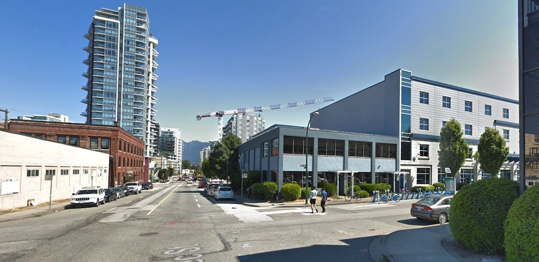 107 East 3rd Avenue Vancouver