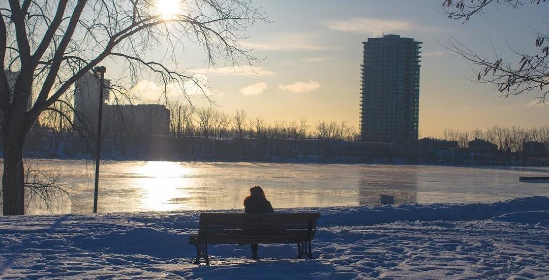 Montreal winter photos