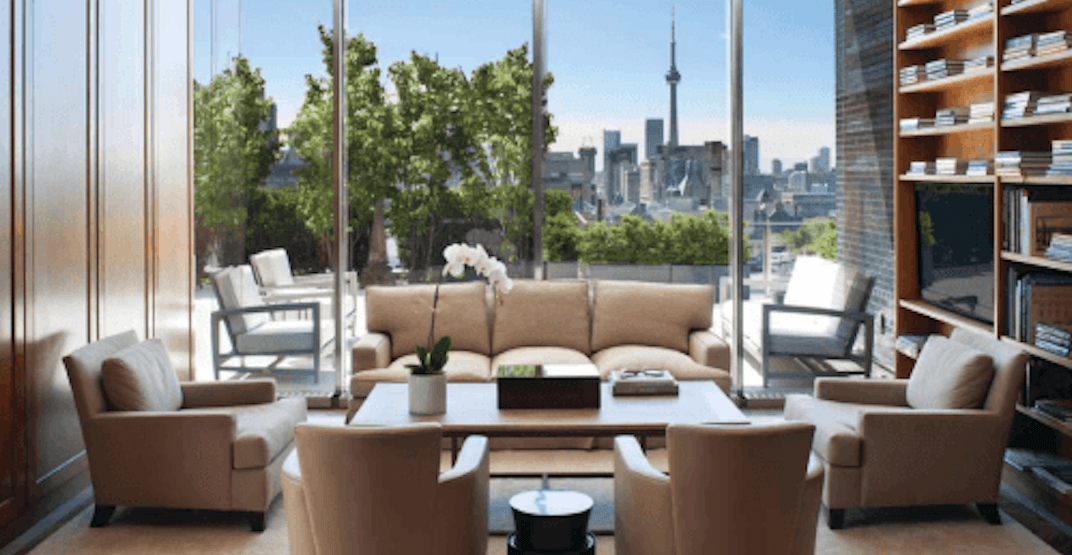 There's a $28 million dollar condo for sale in Toronto (PHOTOS)