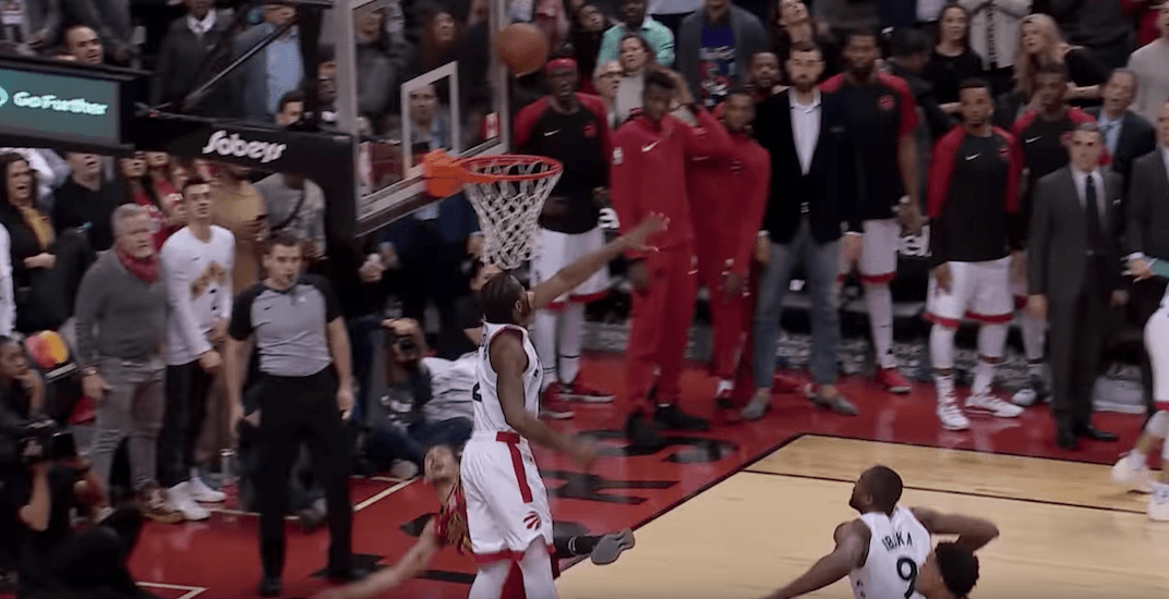 Kawhi Leonard makes 2 game-saving stops for Raptors in final 30 seconds (VIDEOS)