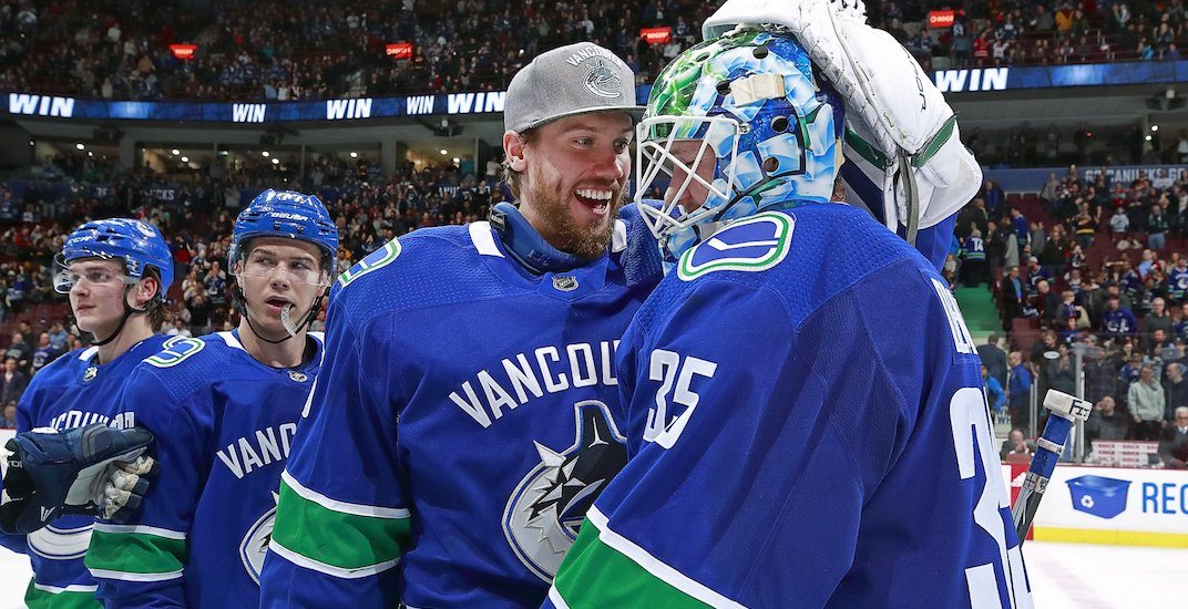 How The Canucks Goaltending Situation Shapes Up In The Coming Years Offside