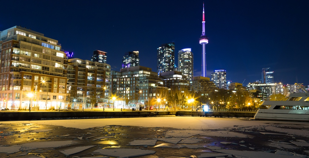 It's expected to feel like -20°C in Toronto tonight