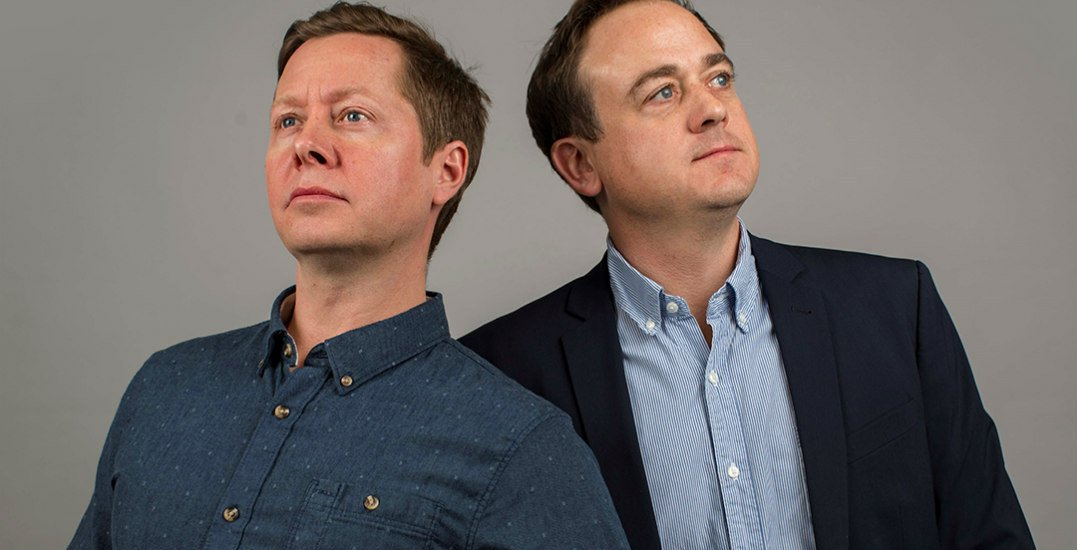 Comedy-satire duo This Is That will be performing live in Calgary next week