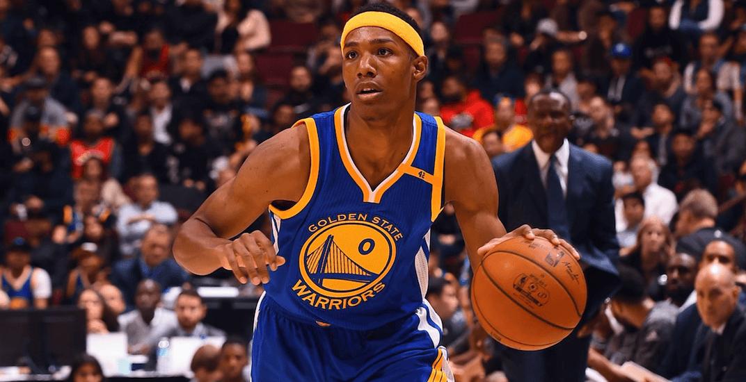 Raptors sign former Golden State Warriors guard Patrick McCaw