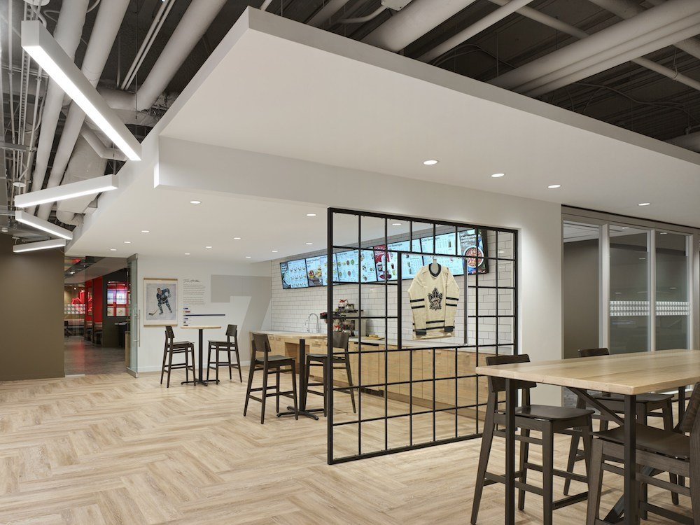 Guests Will Be Inspired At The New Toronto Marriott: Tim Hortons Just Unveiled Its Huge New Downtown Toronto