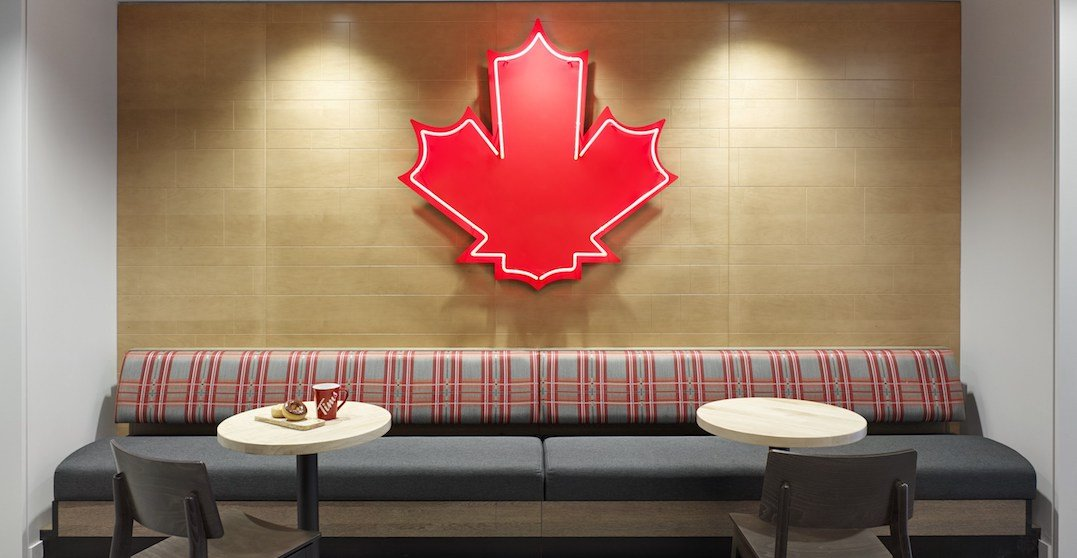Tim Hortons just unveiled its huge new downtown Toronto office (PHOTOS)