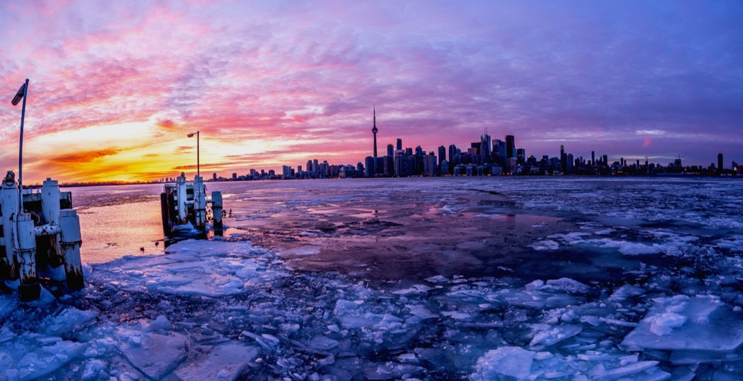 It's going to feel as cold as -24°C in Toronto tonight