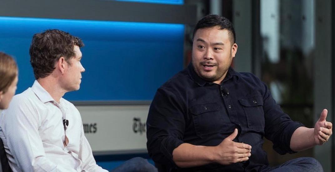 David Chang praises HK BBQ Master during Vancouver visit (VIDEO)