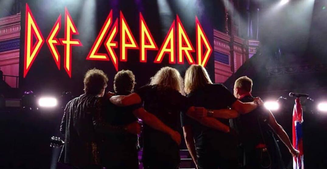 Def Leppard's cross-Canada tour to hit Montreal this July