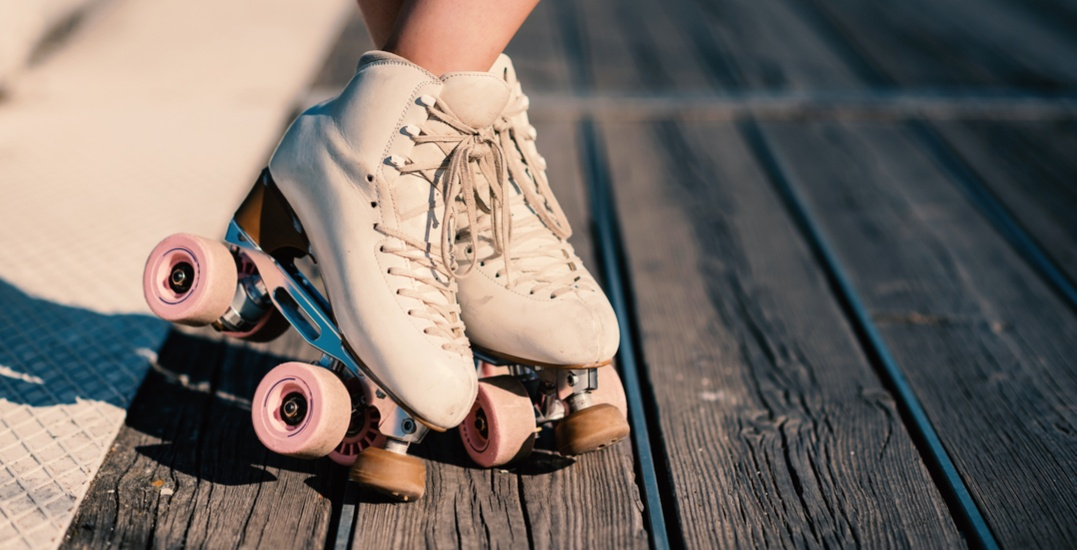 There's going to be a Lloyd's legacy roller skate event this February