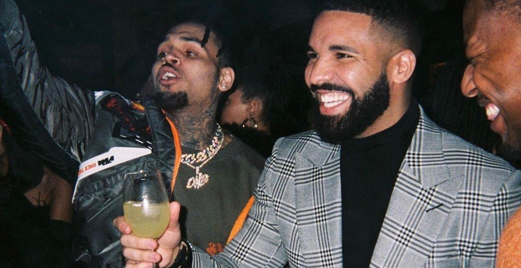 Drake just launched his new luxury champagne brand (PHOTOS)