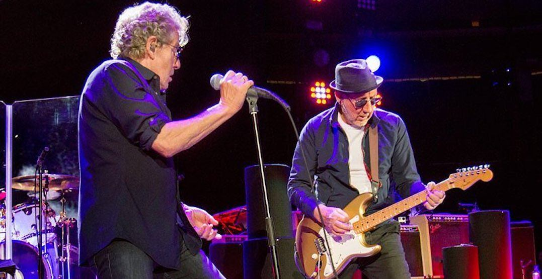 The Who are coming to Edmonton as part of 2019 North American tour