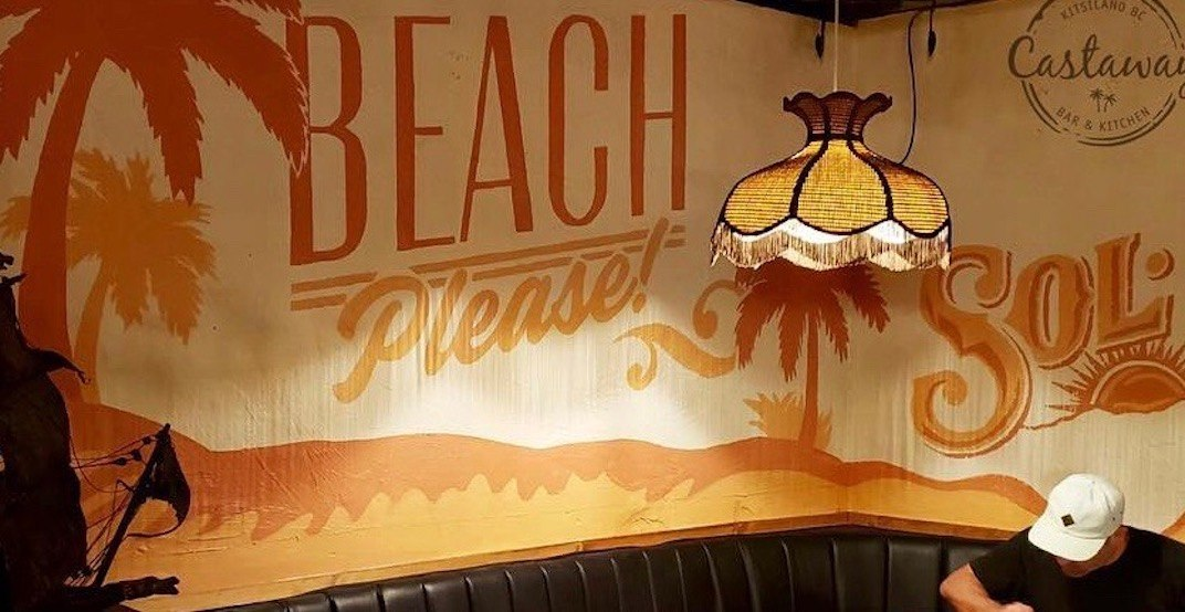 A new tropical bar and restaurant is opening in Vancouver January 18