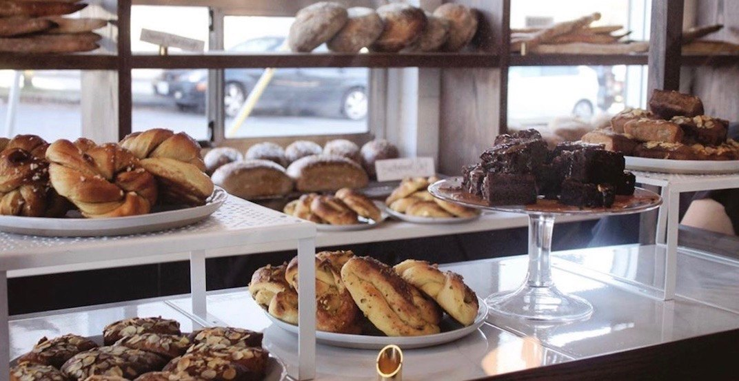 New Vancouver bakery Livia officially opens its doors today