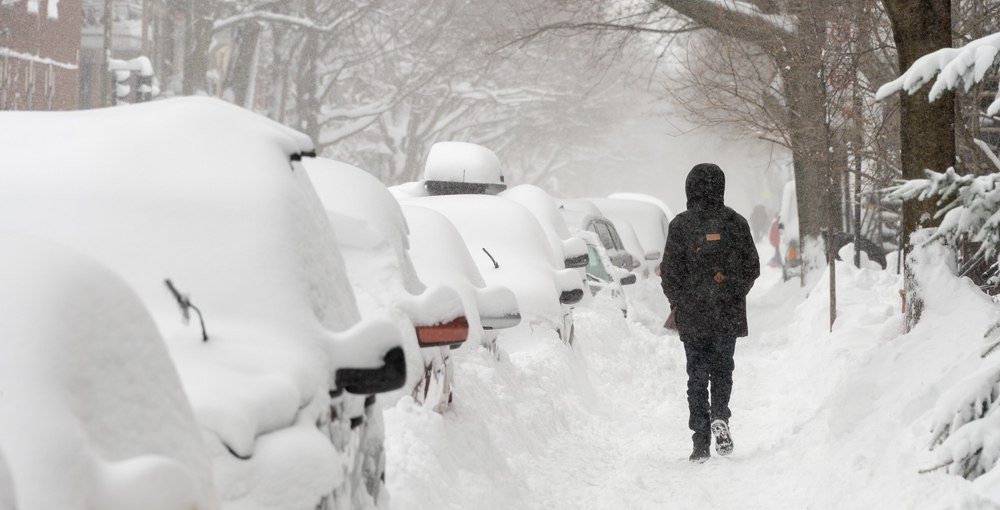 Montreal could be hit with up to 35 cm of snow this weekend