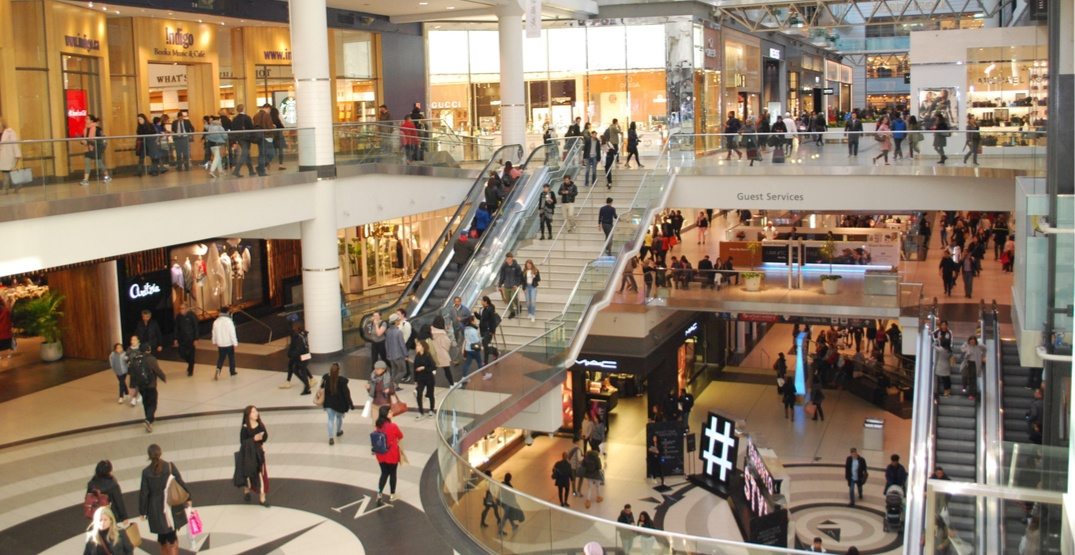 Toronto's biggest shopping malls to reduce hours amid coronavirus pandemic
