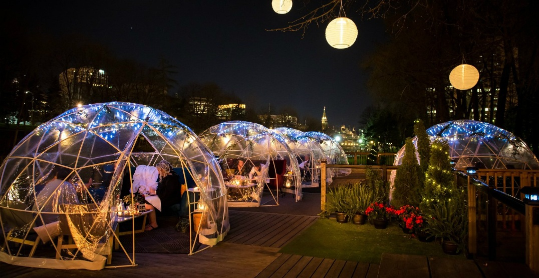 This 'garden dome' pop-up dinner is coming to YYC this May (VIDEO)