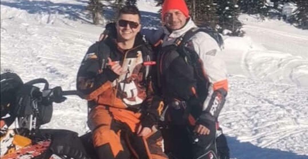 Calgarian father and son killed in BC avalanche while snowmobiling