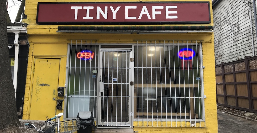 This tiny yellow shop is serving fierce Tibetan food in Parkdale