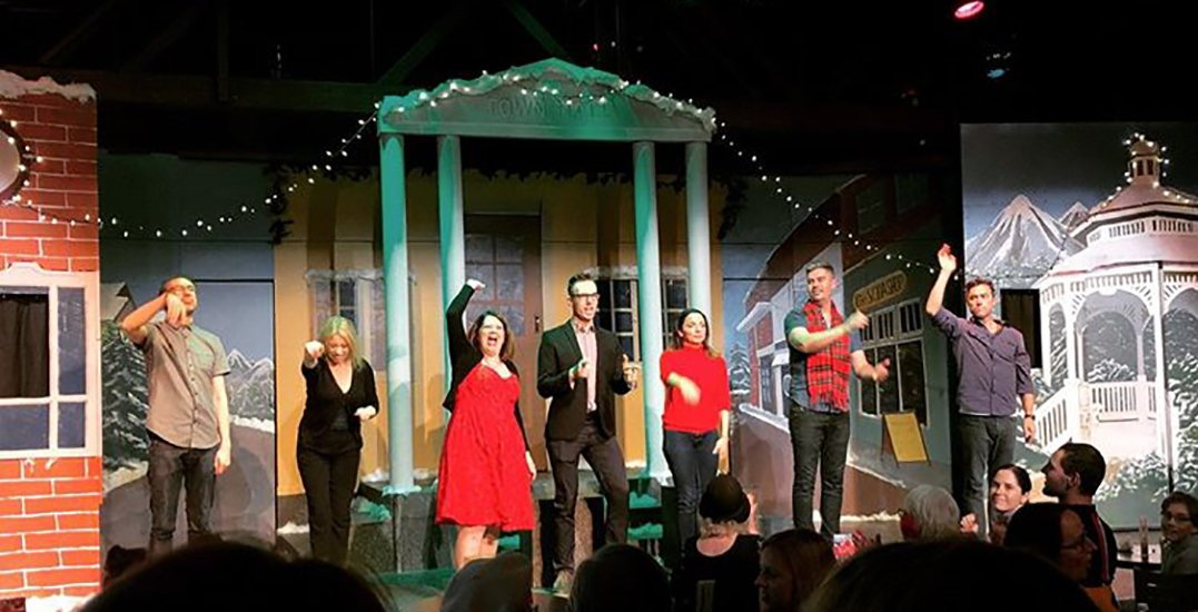 Take your Valentine to Romance Week at Vancouver TheatreSports