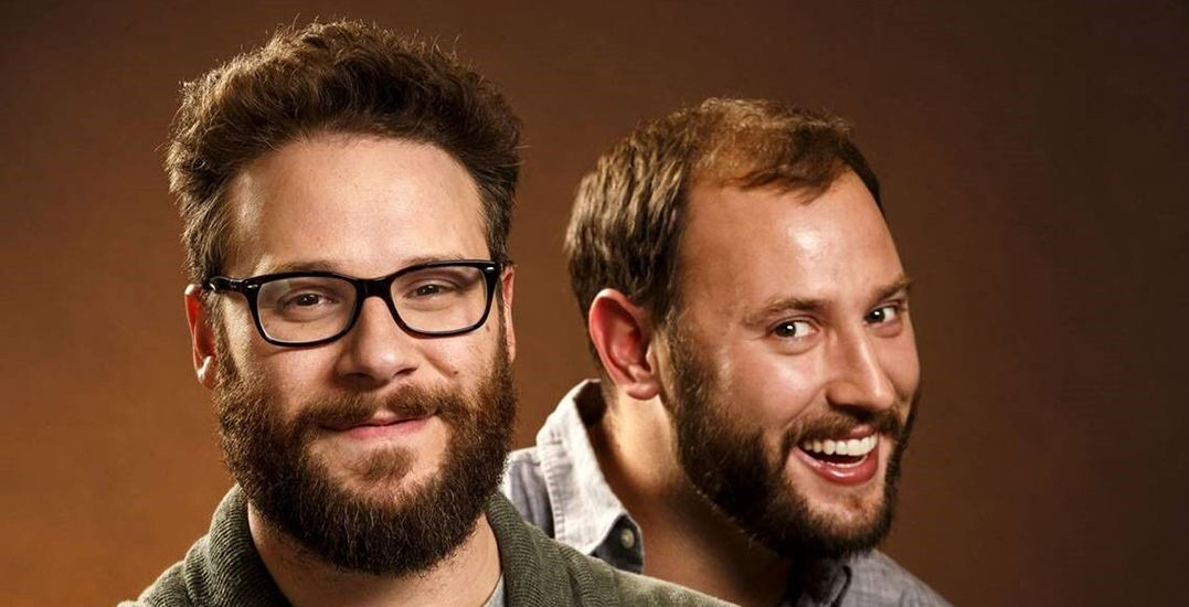 Seth Rogen and Evan Goldberg join Vancouver's 2nd annual Just For Laughs Festival