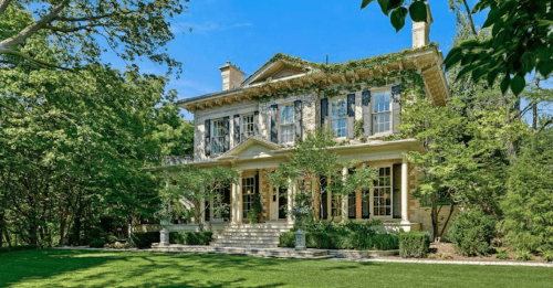historic home most expensive