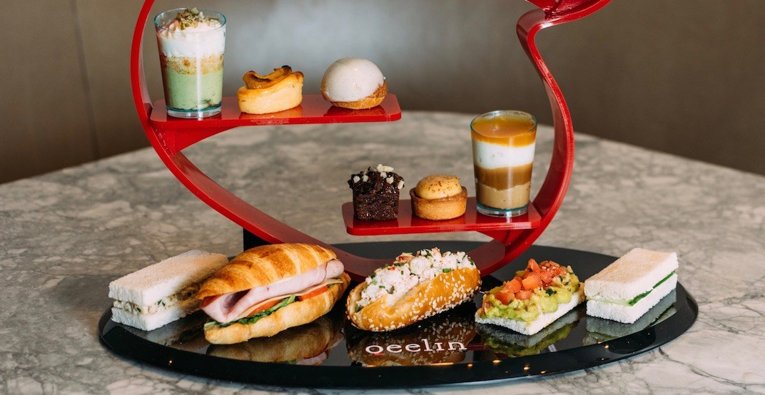 Sneak peek at Colette Grand Café's new afternoon tea service (PHOTOS)