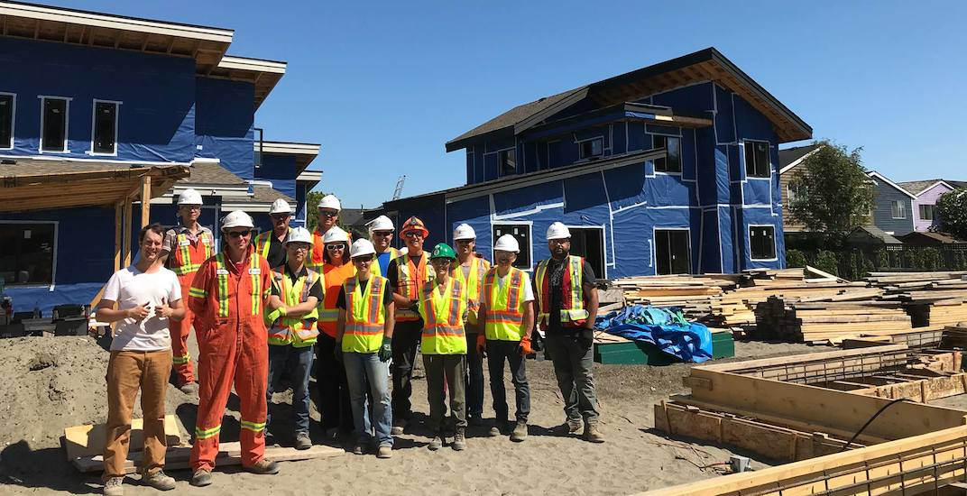 50 affordable homes to be built in Coquitlam by Habitat for Humanity