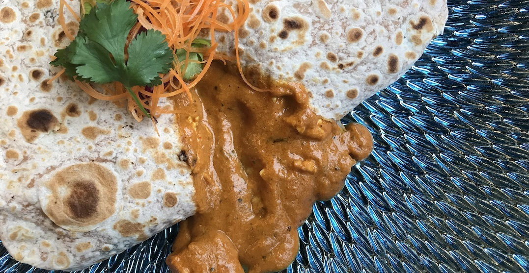 This new Parkdale roti spot offers authentic Indian flavours with a twist