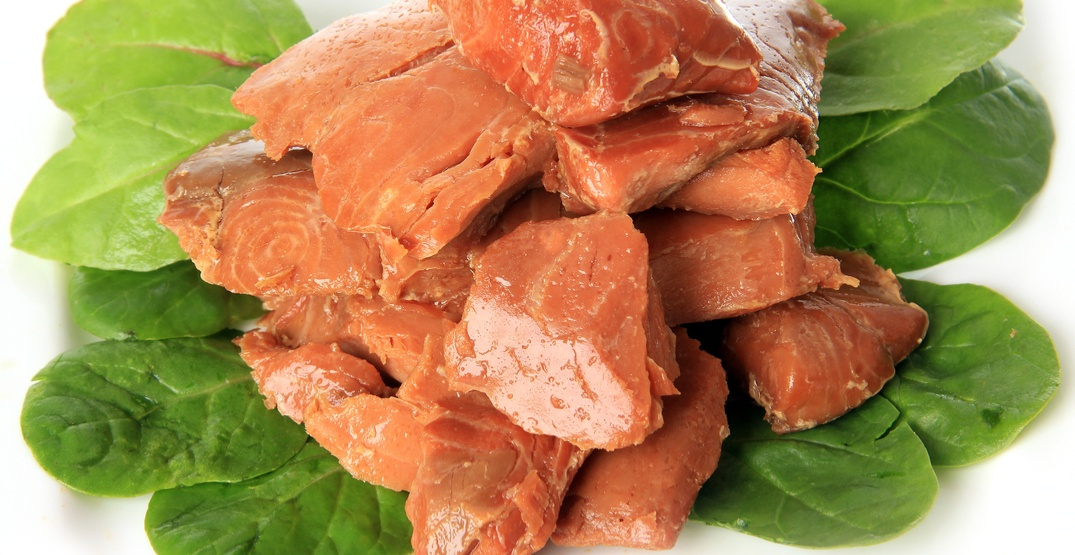Salmon nuggets recalled in Western Canada due to Listeria contamination