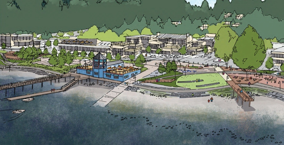 Major Overhaul Proposed For Horseshoe Bay Park In West Vancouver