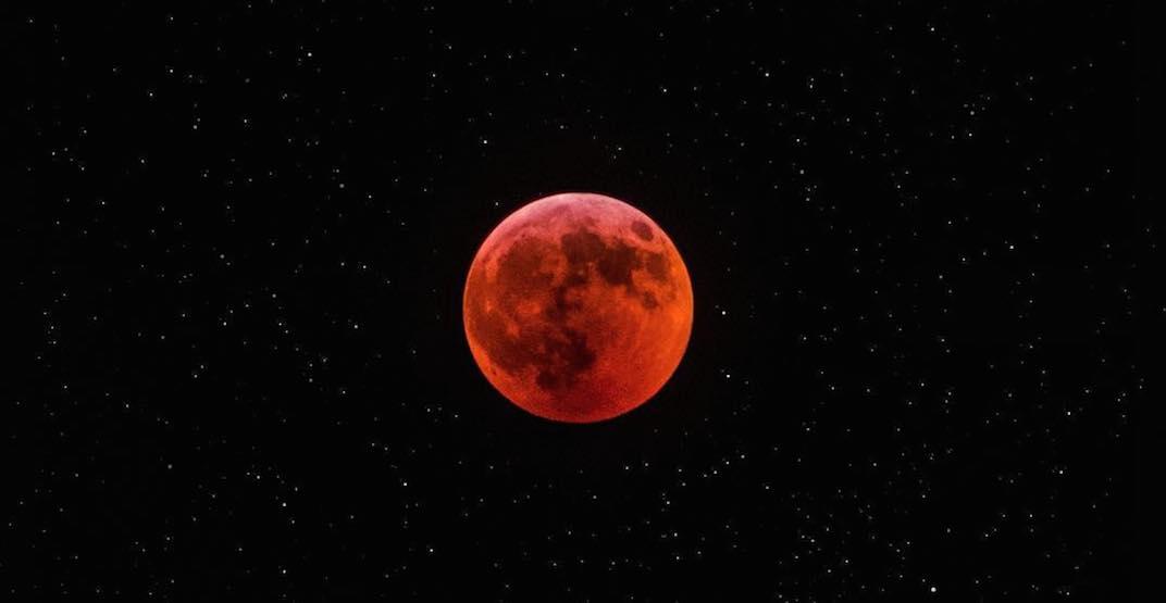blood moon eclipse toronto - photo #11