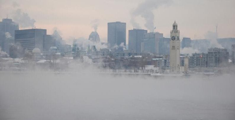 Montreal could be hit with another 10 cm snowfall this Wednesday