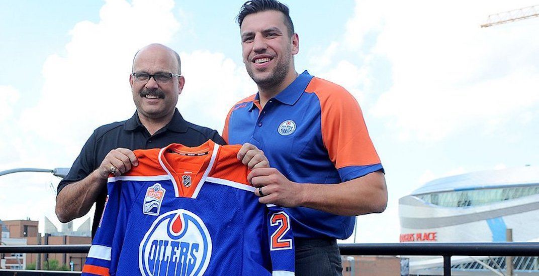 After all these years the Edmonton Oilers are still a laughing stock