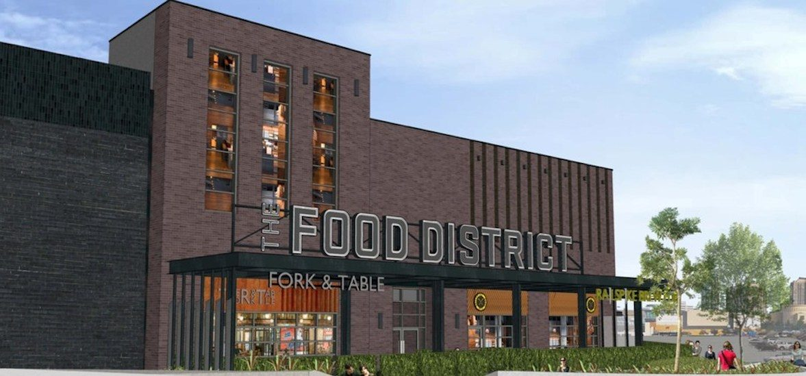 There's a massive new local market coming to the GTA this spring