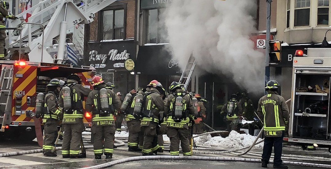 Crowdfunding campaign launched for Danforth diner destroyed by fire