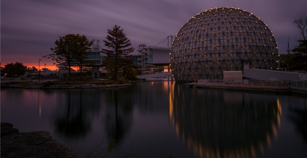 These could be the last days for Ontario Place's historic Cinesphere