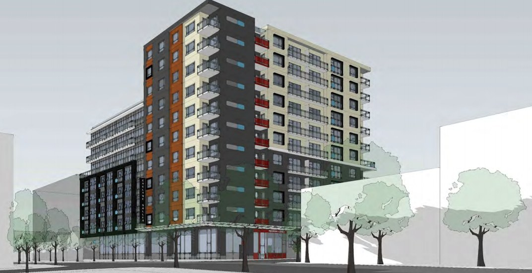 Construction begins on 213-unit social housing project in Downtown Eastside