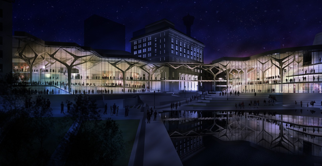 Arts Commons could see $387 million transformation (RENDERINGS)
