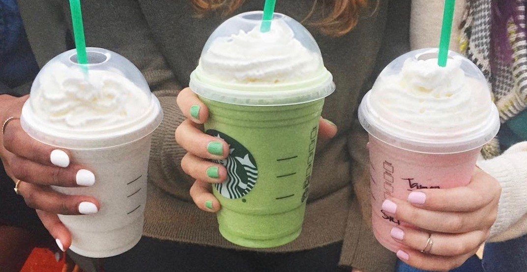 Starbucks is offering buy-one-get-one FREE drinks January 24