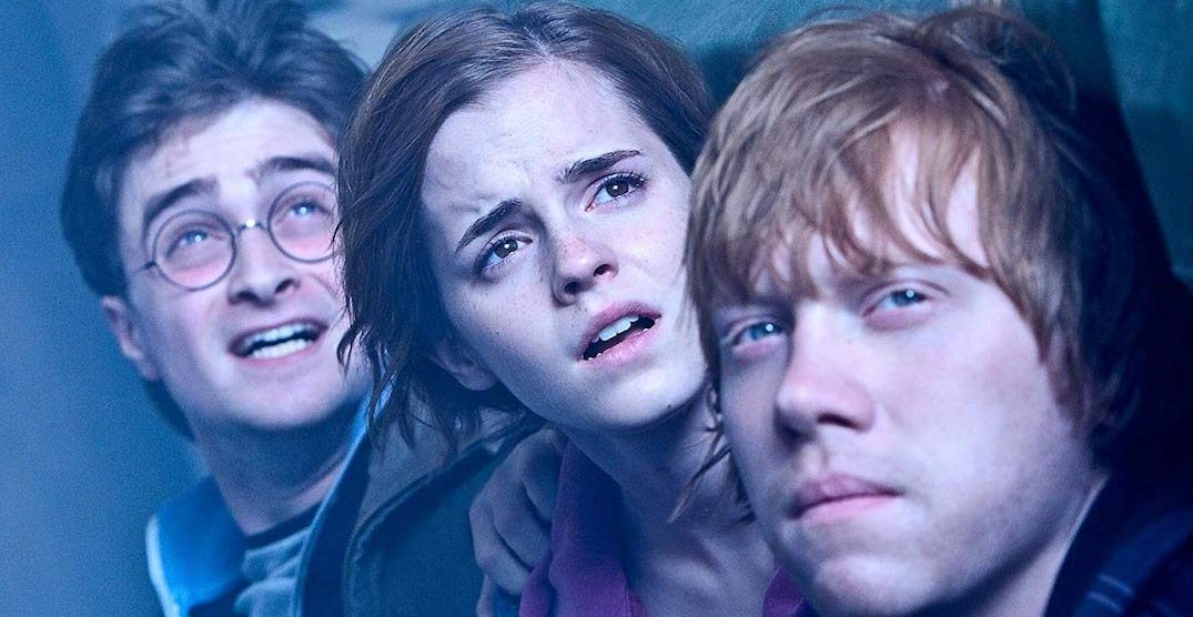 The final four Harry Potter films are coming to Netflix for the first time ever