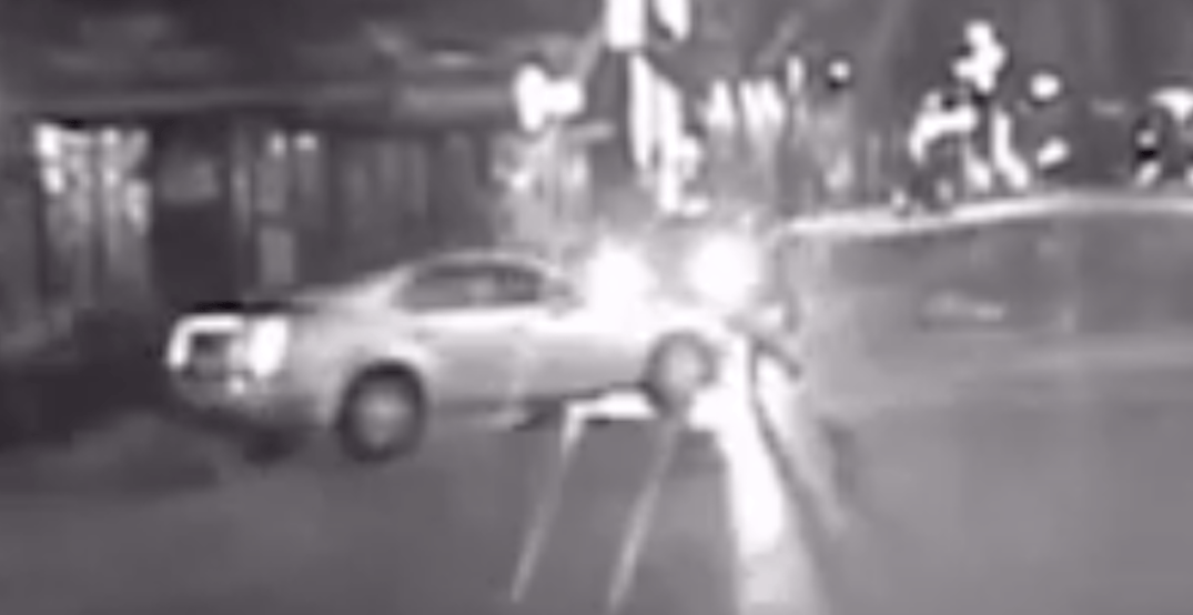 Police release graphic footage of hit-and-run with plea for info (VIDEO)