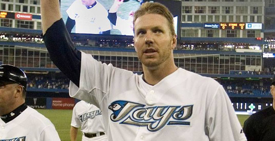 Blue Jays' Roy Halladay made a career of carving up the Yankees